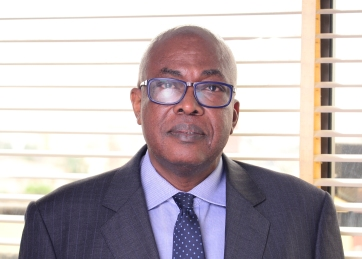 Ebenezer Olabisi, Senior Audit Partner